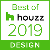 Best of Houzz Award for Design 2019
