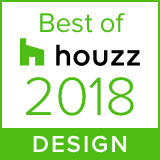 Best of Houzz Award for Design 2018
