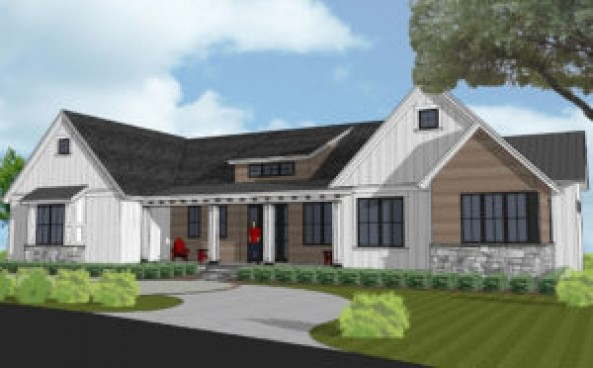 New Bearpath Home by Wooddale Builders – 18696 Melrose Chase