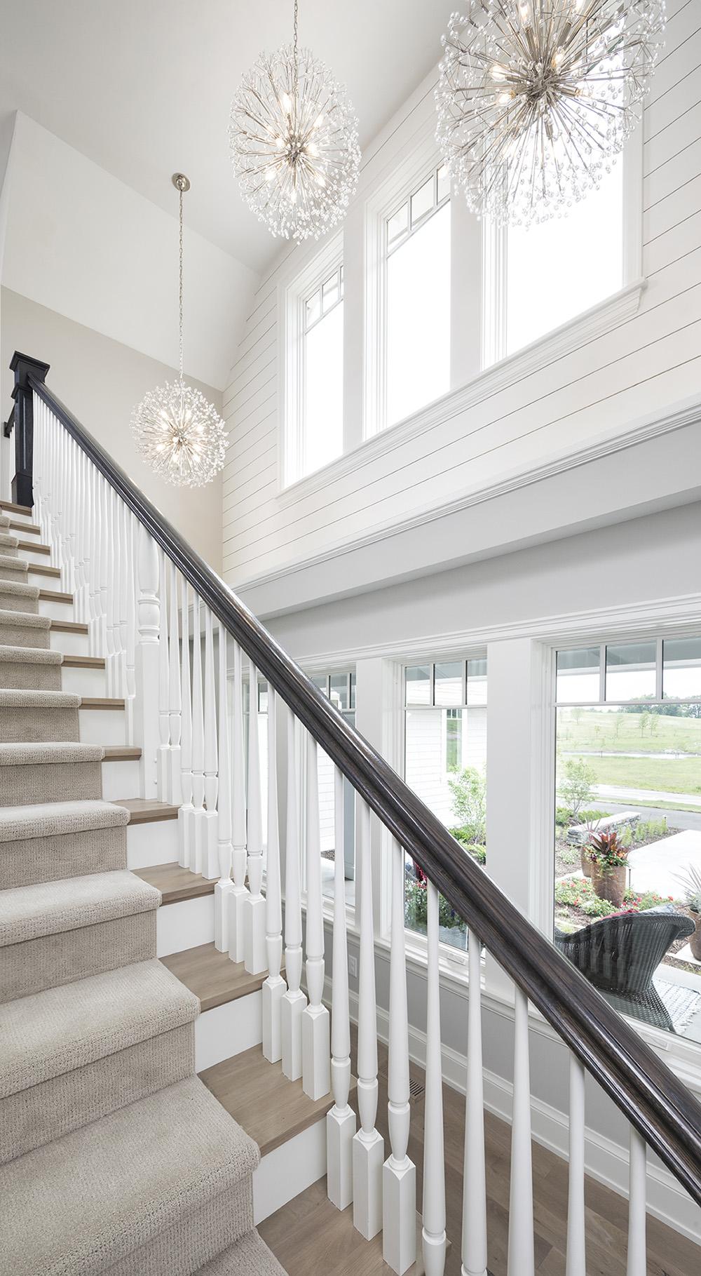 Wooddale Builders Stairway