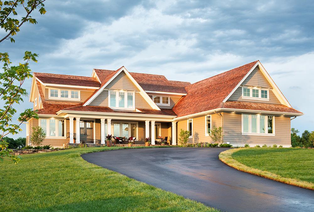 Wooddale Builders Custom Luxury Home