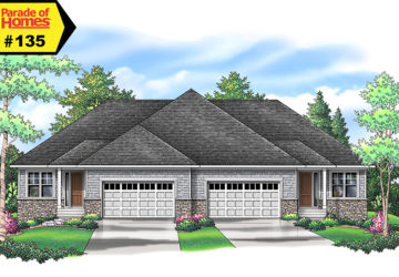 Parade of Homes #135 – 17001 KERRICK COURT, Lakeville, MN