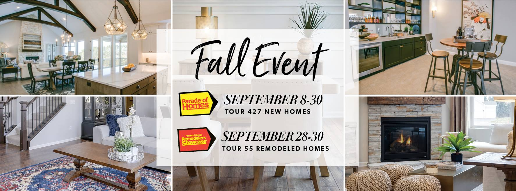 Parade of Homes — Fall 2018